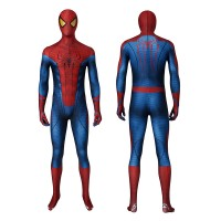 Peter Parker Costumes The Amazing Spider-Man Cosplay Costumes