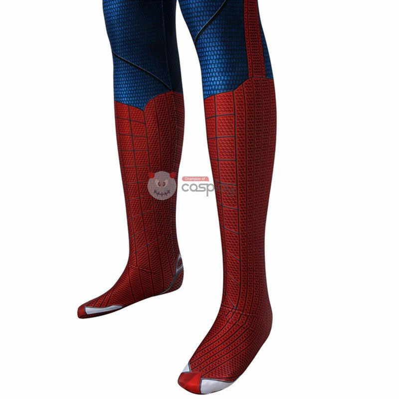 SpiderMan Costume The Amazing Spider-Man Cosplay Costumes