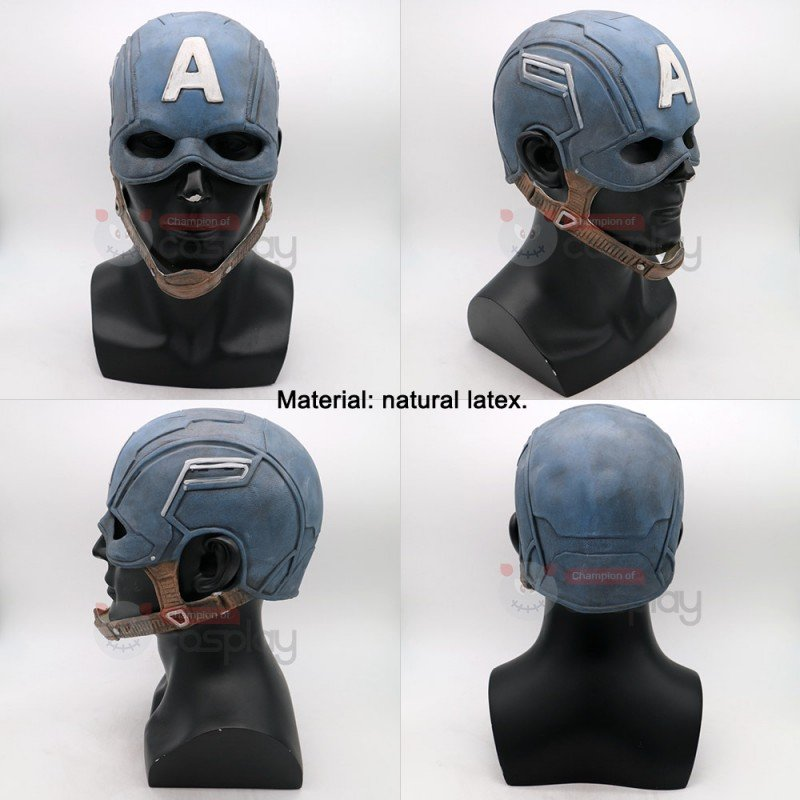 Ready To Ship Captain America Costume Improved Version Steve Rogers Cosplay Costumes
